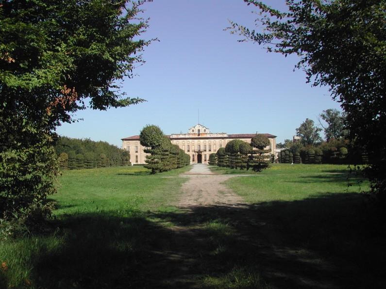 Hornbeam arbour (3) Castellazzo