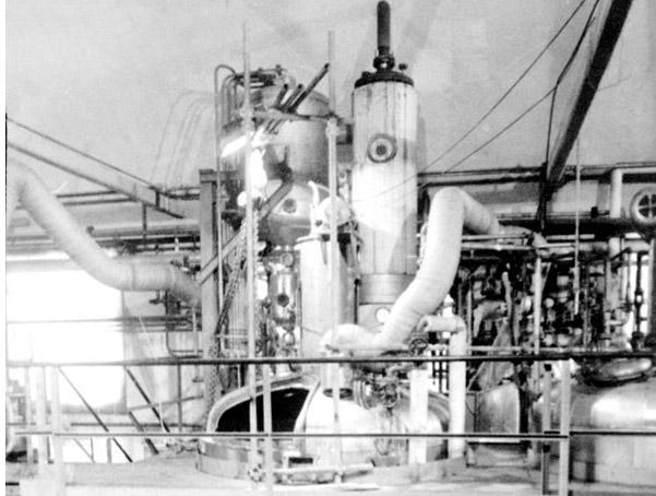 Meda - reattore che ha provocato l'inquinamento