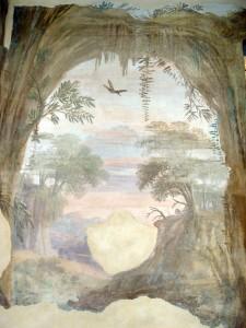 18CE stanza vicino al cortile del Mosaico (1)