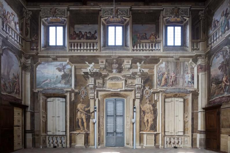33CE Sala dei fasti romani (3)