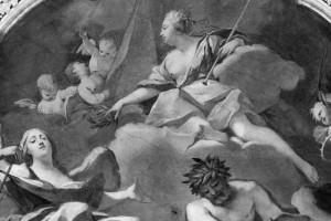 Sala del Cannocchiale - Villa Crivelli Pusterla