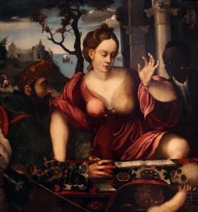 L'opera di Bernardino Campi in Villa Pusterla (4)